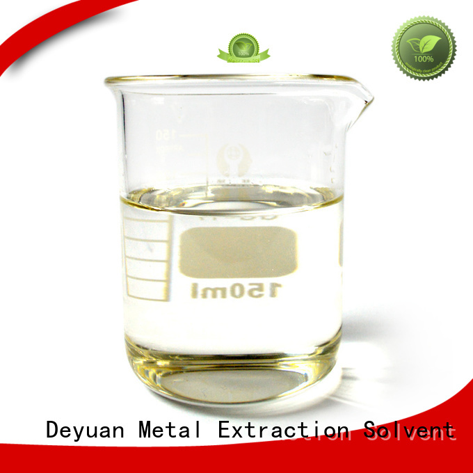 customized extraction agent metal purification