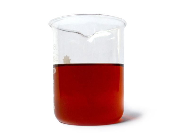 Chemistry analysis of DZ88 copper solvent extraction reagent
