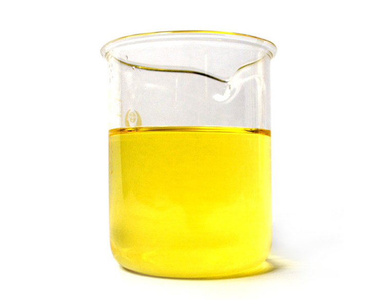 Chemistry analysis of DZ902 copper solvent extraction reagent