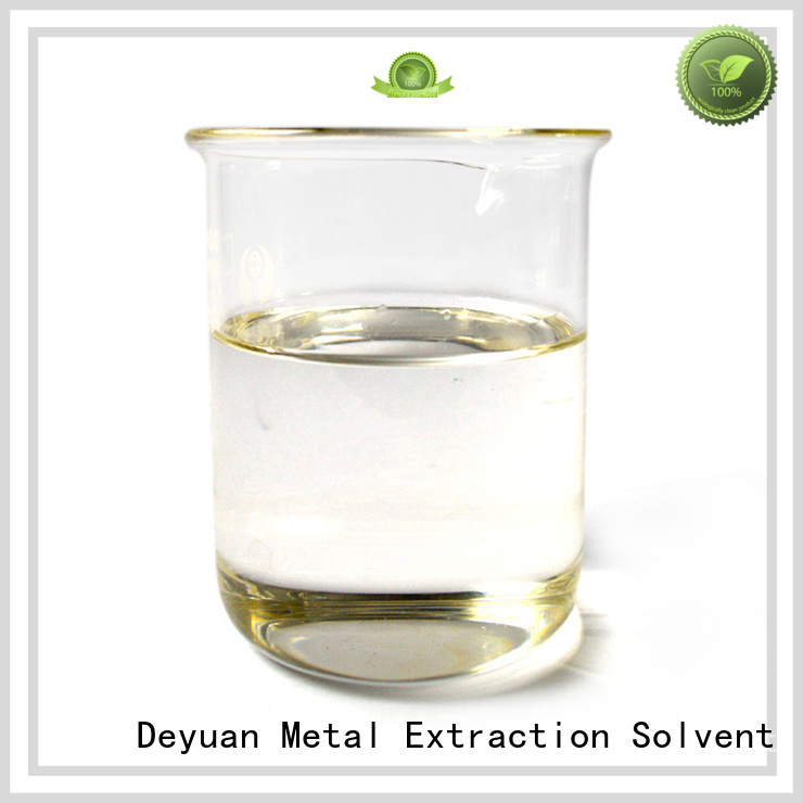 Deyuan good extraction solvent low-cost supplier