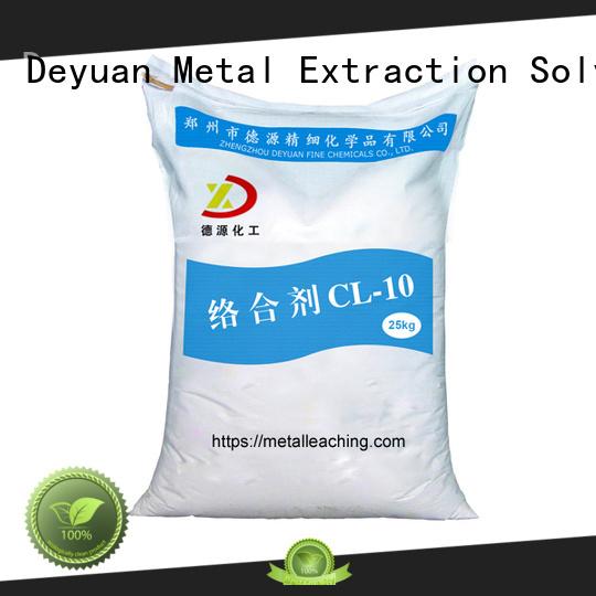 Deyuan metal leaching complex agent metal processing distributor
