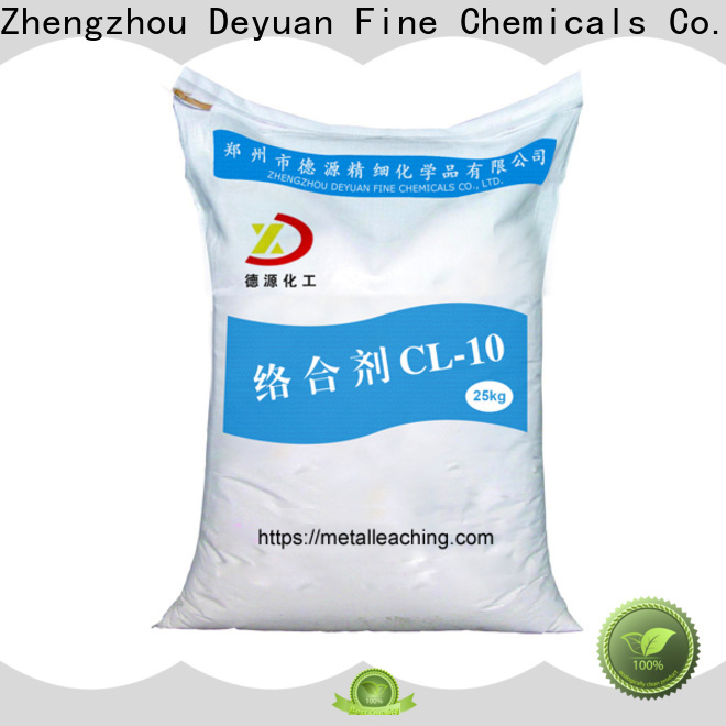 Deyuan extracting complex agent metal processing extraction plant