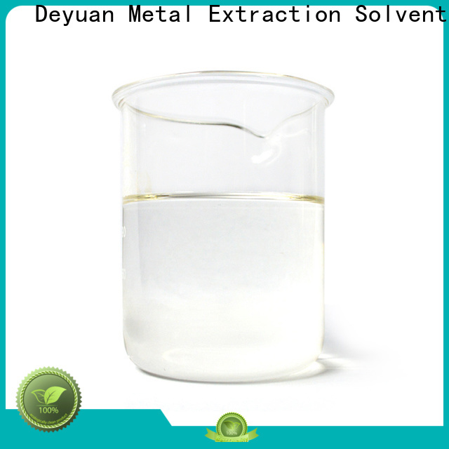 Deyuan laterite nickel zinc solvent custom factory