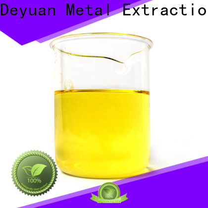 Deyuan best factory price solvent extraction for copper supply
