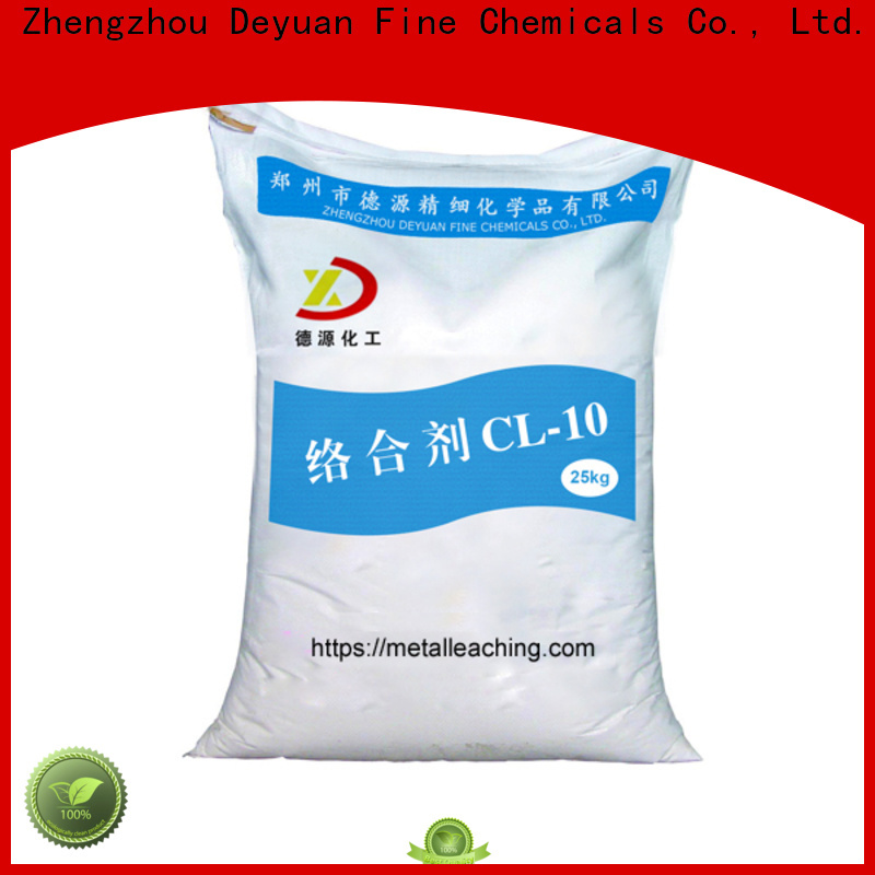 Deyuan complex agent high-performance distributor