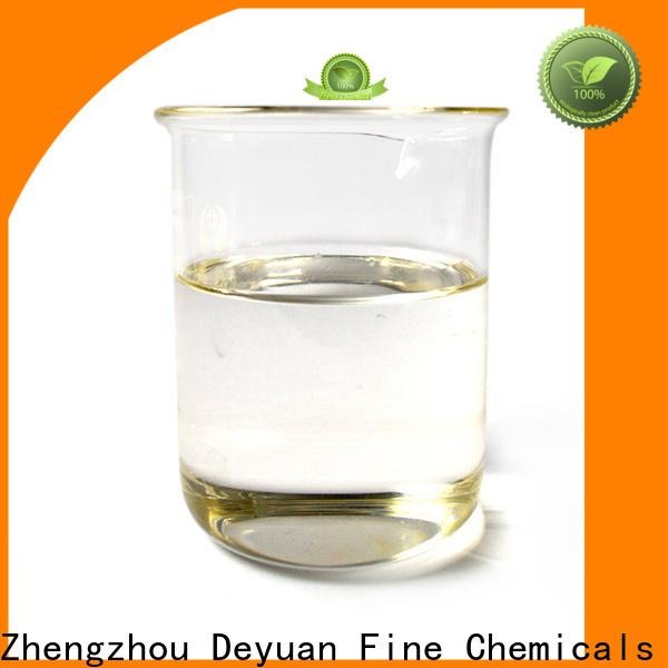 Deyuan eco-friendly chemical agents bulk production factory