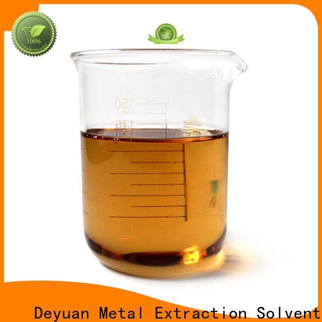 Deyuan best factory price best copper solvent supply company
