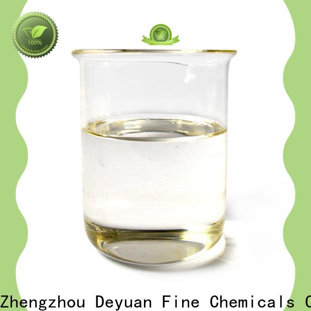 Deyuan solvent agent performance distributor
