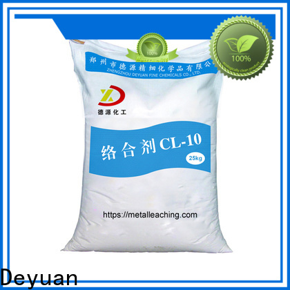 Deyuan metal leaching complex agent fast shipping distributor