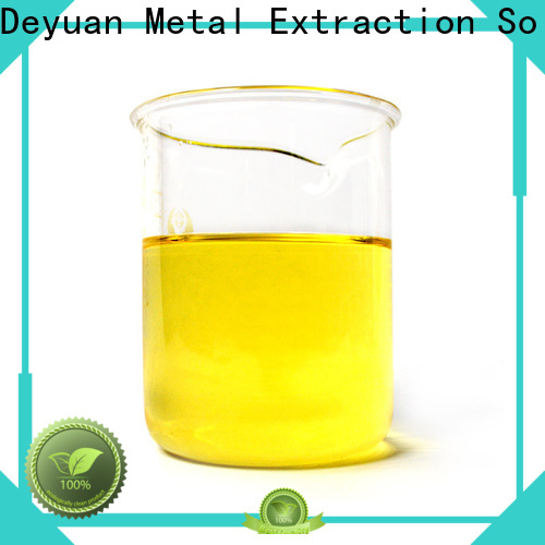 Deyuan solvent extraction for copper fast delivery