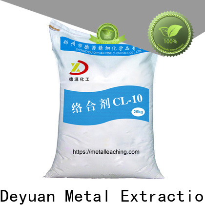 Deyuan metal leaching complex agent high-performance extraction plant