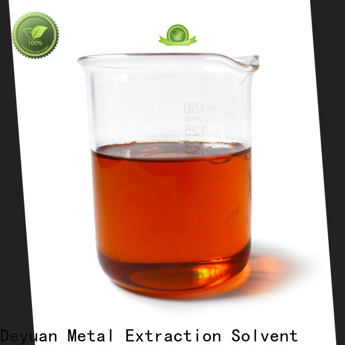 Deyuan best factory price solvent extraction for copper fast delivery