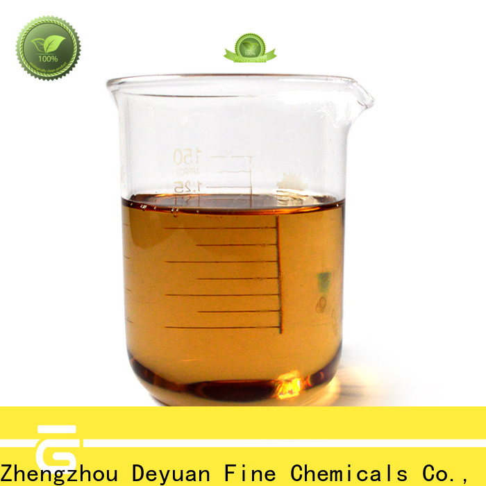 Deyuan best factory price best copper solvent supply for extraction plant
