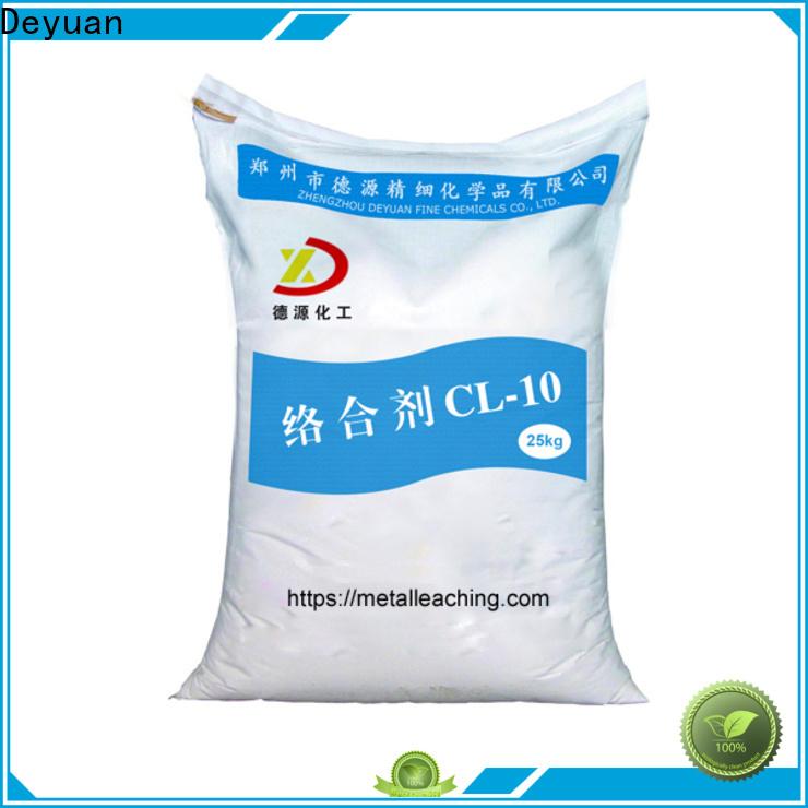 Deyuan complex agent metal processing distributor