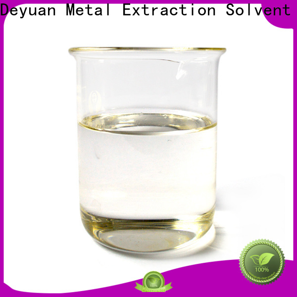 Deyuan solvent extraction reagents performance supplier