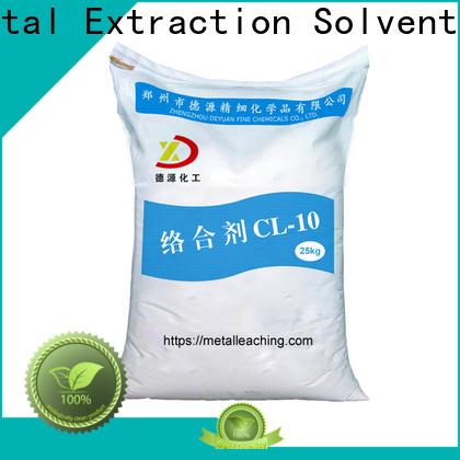 Deyuan complexing agent metal processing distributor