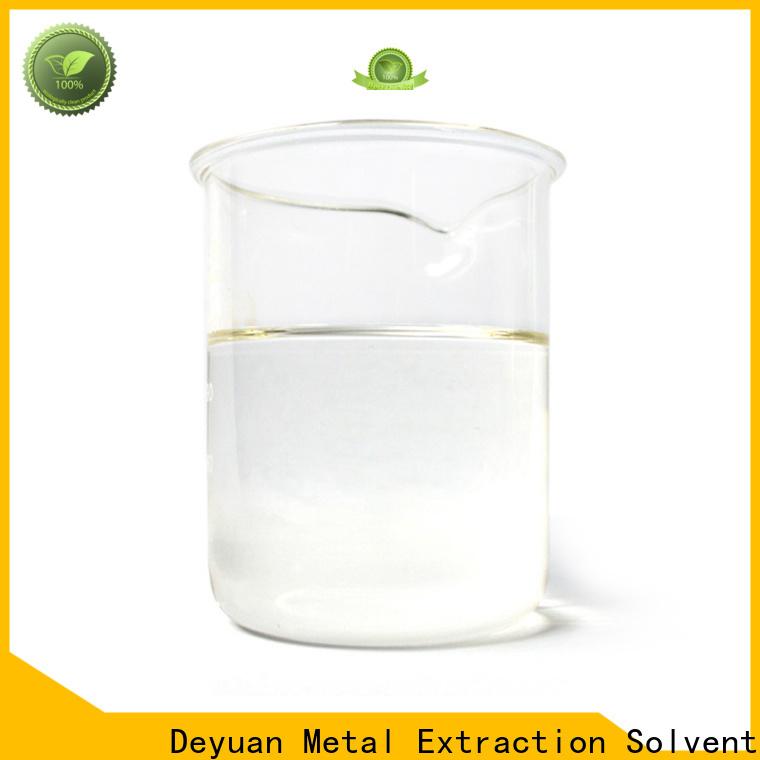 Deyuan industrial zinc solvent wholesale manufacturer