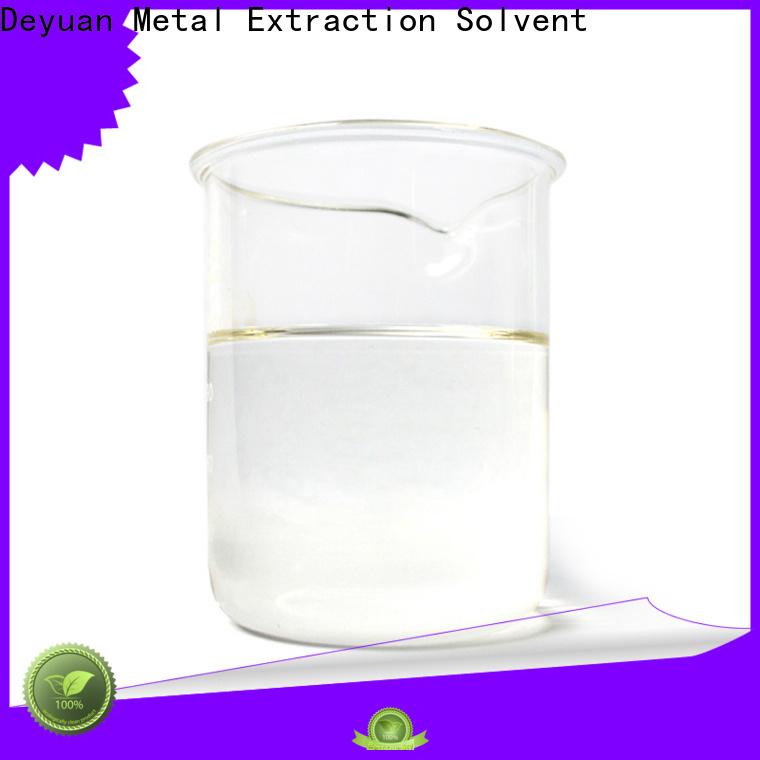 Deyuan low-cost zinc solvent popular manufacturer