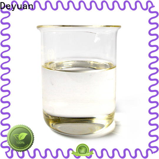 Deyuan chemical agents performance supplier