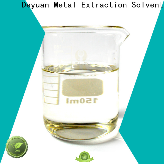 Deyuan extractant metal purification