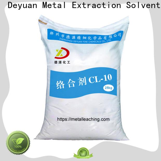 Deyuan complexing agent high-performance supplier
