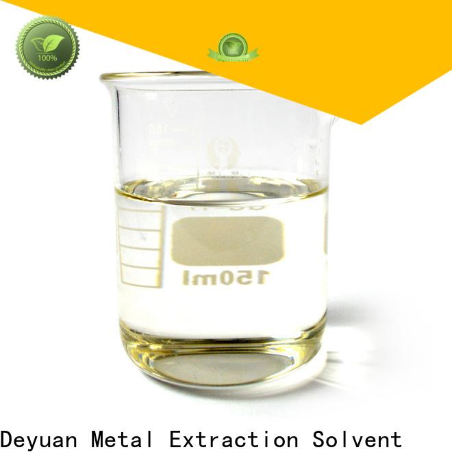 Deyuan molybdenum reagent rare earth extraction