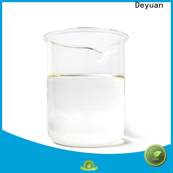 Deyuan industrial zinc solvent popular manufacturer