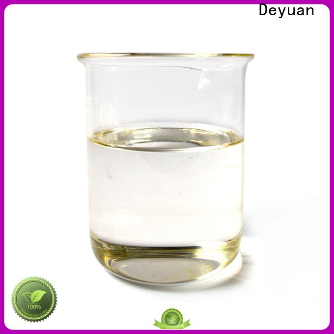 Deyuan custom chemical agents low-cost supplier