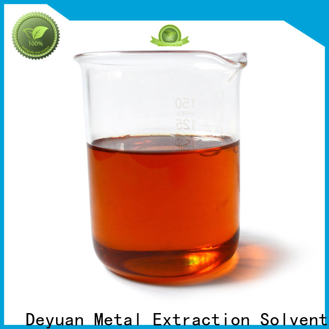 Deyuan solvent extraction for copper supply company