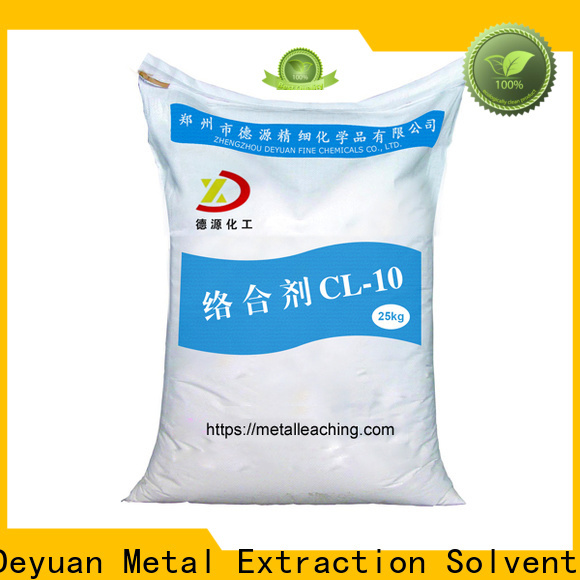 Deyuan eco-friendly complexing agent high-performance extraction plant