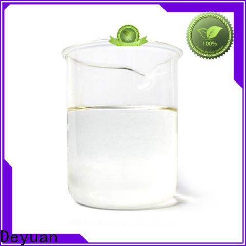 Deyuan zinc solvent custom factory