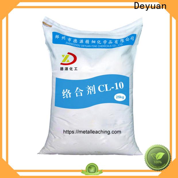 Deyuan eco-friendly complex agent metal processing supplier