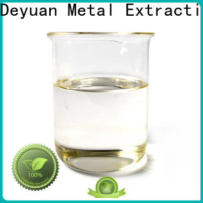 Deyuan good extraction solvent performance supplier