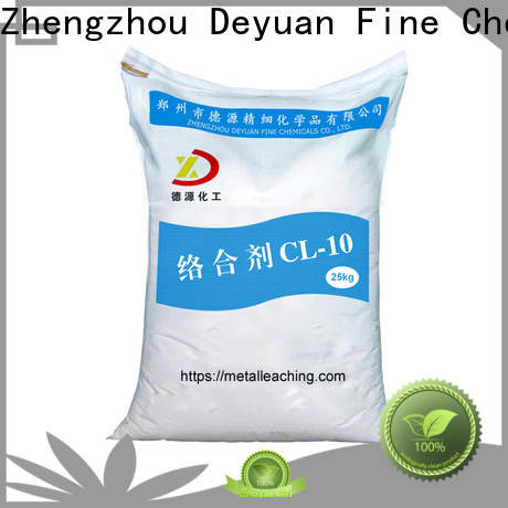 Deyuan extracting complex agent high-performance supplier