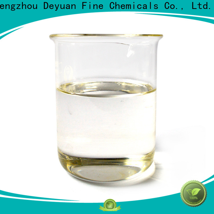 Deyuan eco-friendly solvent agent low-cost factory