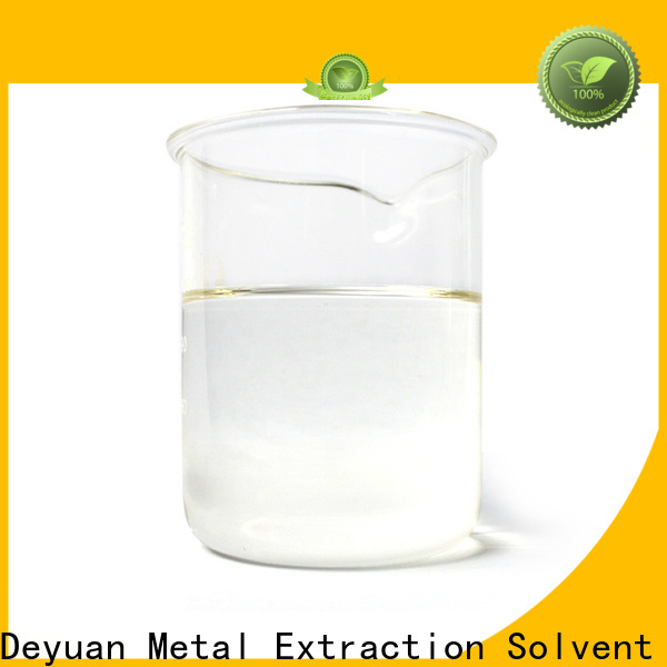 Deyuan laterite nickel zinc solvent popular manufacturer
