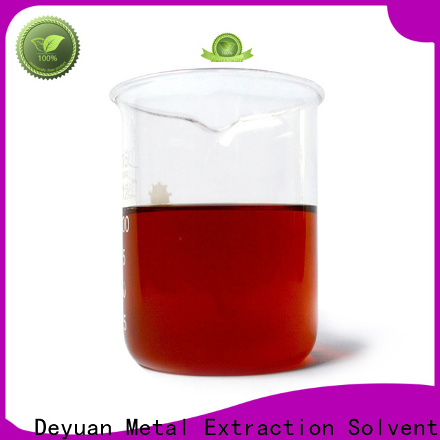 Deyuan wholesale copper reagent fast delivery for extraction plant