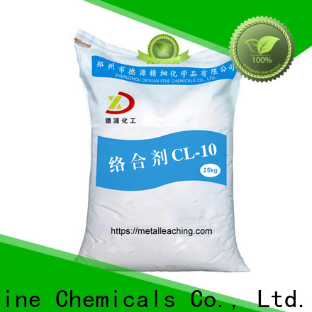 Deyuan complex agent high-performance extraction plant