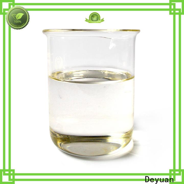 Deyuan solvent agent bulk production supplier