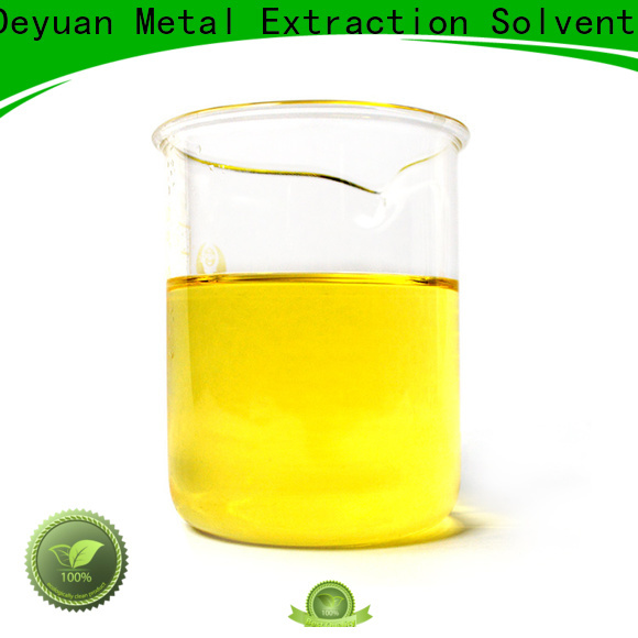 Deyuan wholesale copper solvent extraction supply company