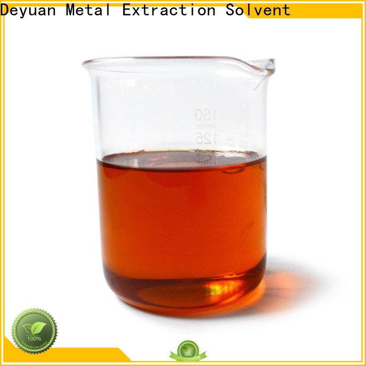 Deyuan best factory price copper solvent high-performance manufacturer