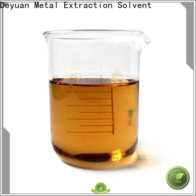 Deyuan best factory price copper solvent high-performance company