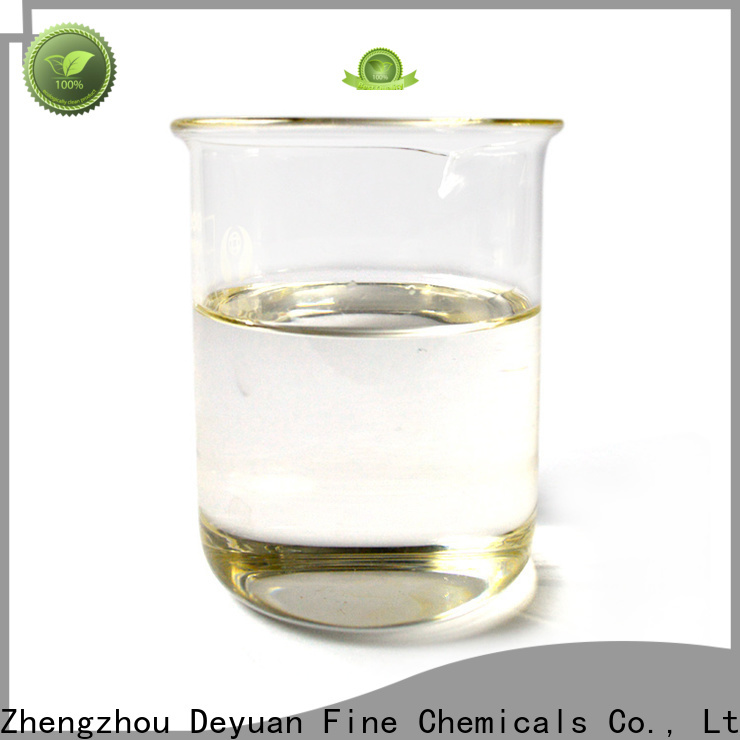 Deyuan solvent agent low-cost distributor