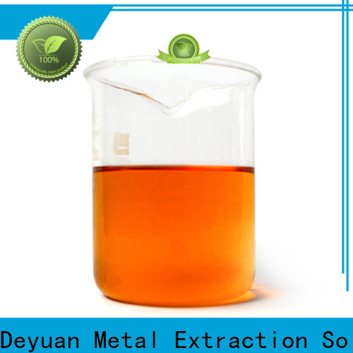 Deyuan wholesale copper solvent high-performance for extraction plant