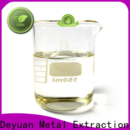 Deyuan molybdenum reagent rare earth extraction leaching