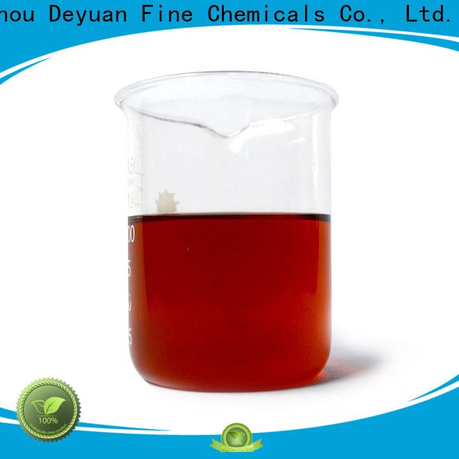 Deyuan custom extracting agent performance supplier