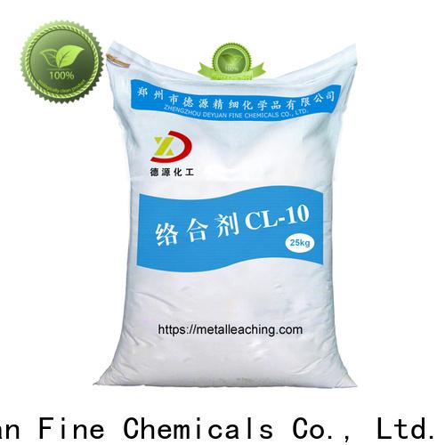 Deyuan eco-friendly complex agent metal processing distributor