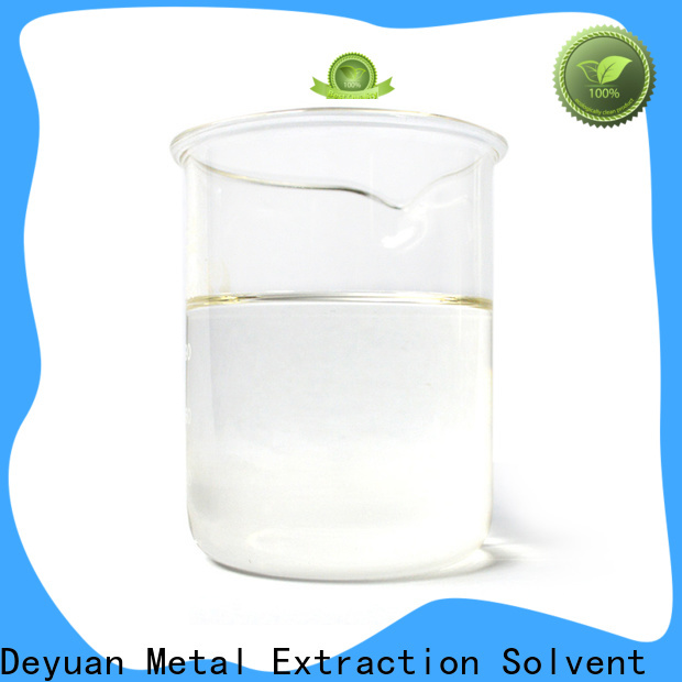 Deyuan solvent extraction reagents low-cost supplier