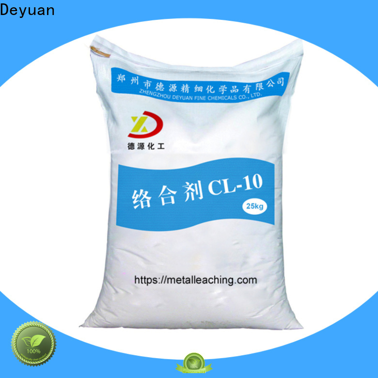 Deyuan wholesale best copper solvent supply company