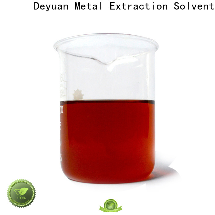 customized extractant metal purification